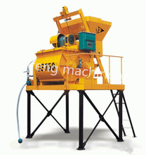 JS750 hand / mobile concrete mixer with pump