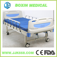 safe and health play back and bent legs function double cheap hospital bed