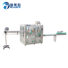 Small Automatic Mineral Water Bottle Filling Machine for Water Production Line