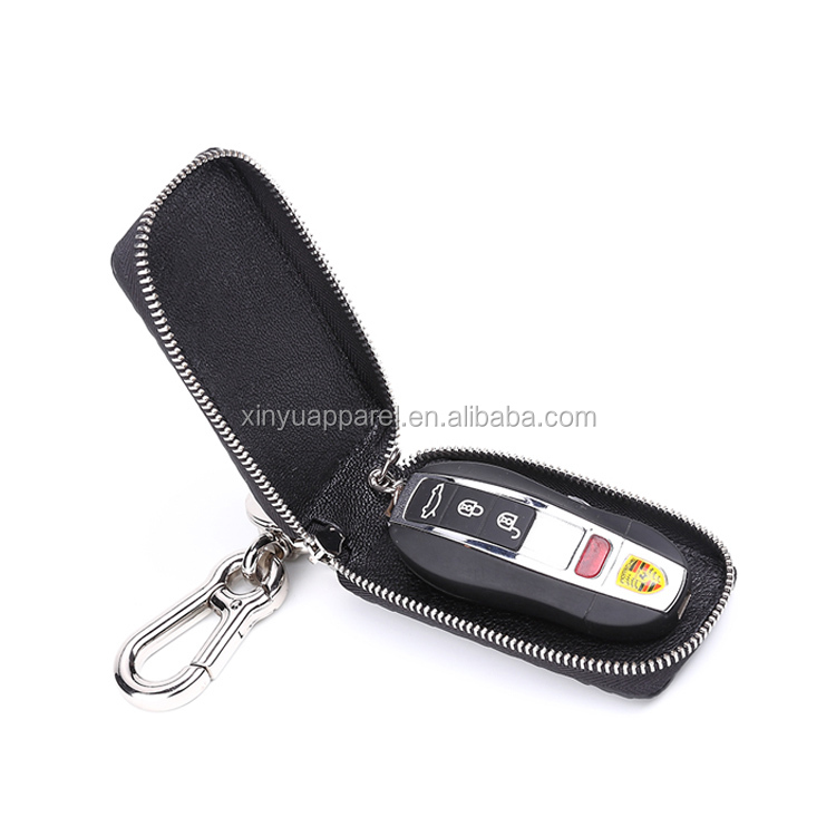 Custom Quality Hot Selling 100% Crocodile Skincar Leather Key Case