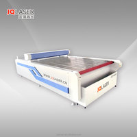 top quality auto feed textile laser cutting machine for making clothes shoes sofa