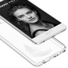 New Arrival Transparent Acrylic Tpu Cell Phone Case for Huawei P10 plus