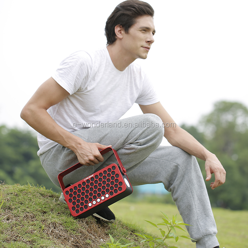 Hot selling wireless Bluetooth <strong>portable</strong> speaker for multiroom