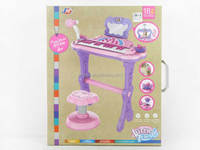 Kid's toys butterfly dresser shape electronic piano girl toys, electronic organ toys for wholesale, AL020573