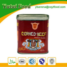 Trapezoid Tin Corned Beef 340G