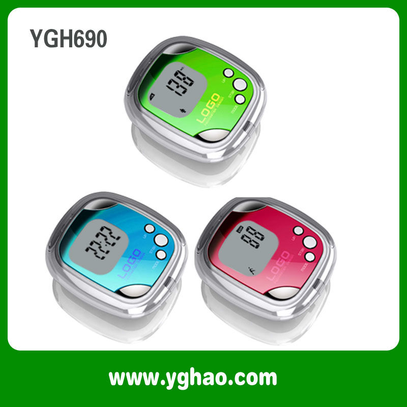 Promotional pedometer.step counter body Fat index analyzer