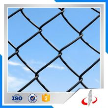 High Quality Black Green Chain Link Fence