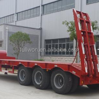 For 100 Ton Duty Low Bed