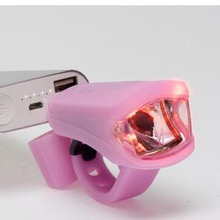 silicone bicycle light silicone LED bicycle light lamp, bicycle accessory, flashing light
