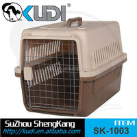 LOW MOQ plastic pet cage
