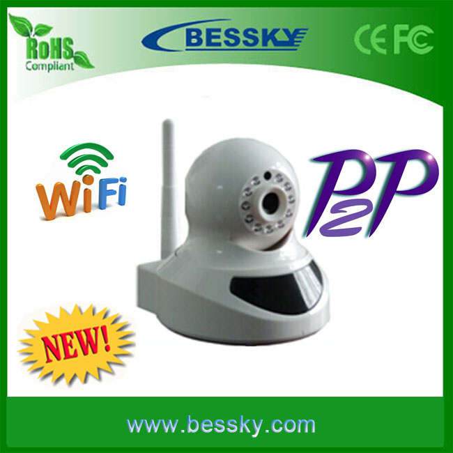 Support Two-way voice, Support IOS/Android 2CU/Yoosee ,Support TF Card pt wireless home security camera