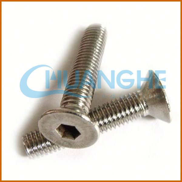 new product aluminium 7075 screws