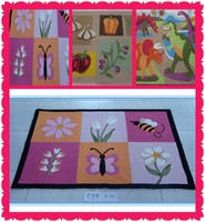 Customized carpets with reasonable price Baby mat,baby non-toxic play mat,baby playmat