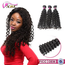 7A Unproessed Deep Wave Virgin Human Brazilian Remy Hair