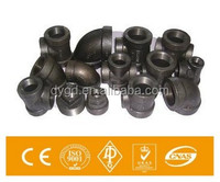 A105 class 3000 forged pipe fitting