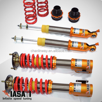 Shock absorber | IASATI/TOMEI | Adjustable suspension | for Veloster T