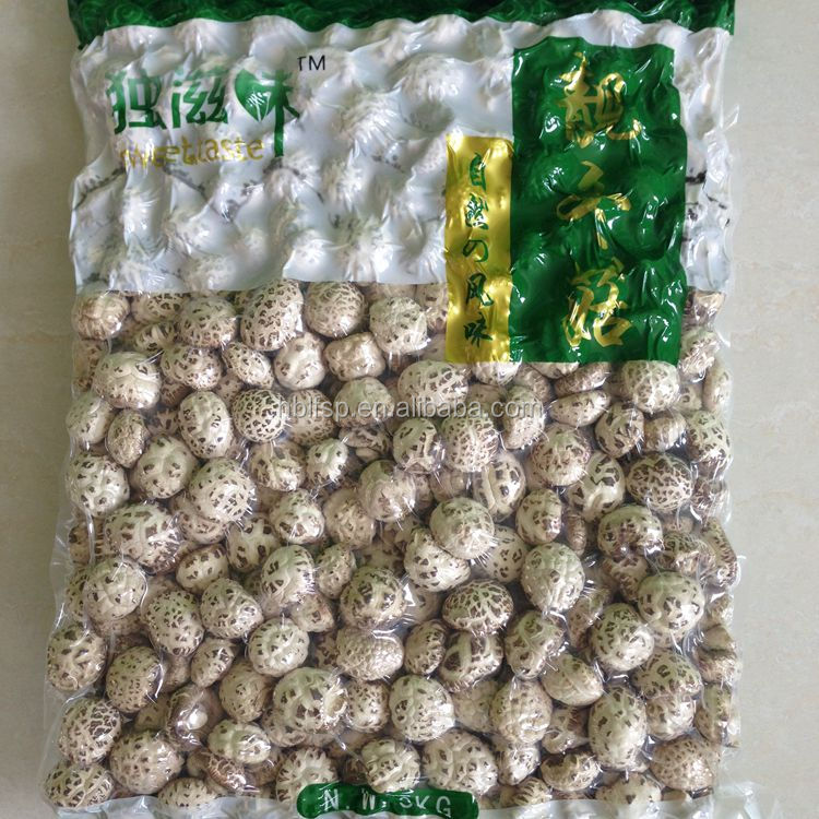 Dried White Flower Mushroom Export Products of Singapore
