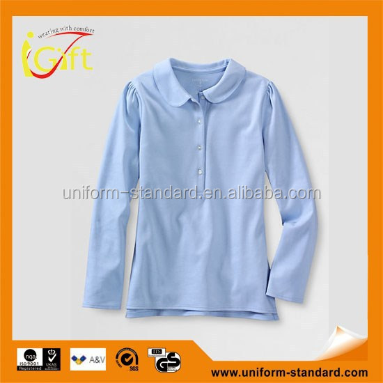 2015 Latest Competitive price New design wholesale schoolshirt slogans