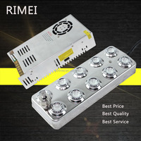 RIMEI manufacturer china 10 head ultrasonic mist maker wholesale