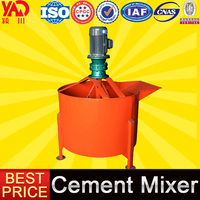 New Machine For Small Business Belle Cement Concrete Mixer Spare Parts