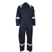 Fireproof Anti-static Cotton Working Clothes