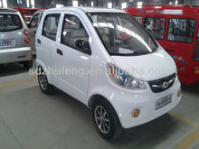 China Made In and Left Steering cheap mini electric car/van