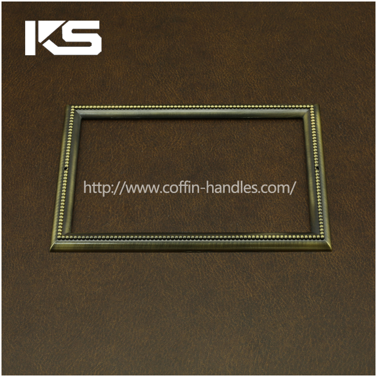 antique brass online shop china funeral accessories factory plastic coffin photo frames