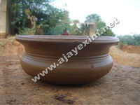 Clay Biryani Handi Pot