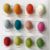 colorful nonwoven wool felt balls for decoration
