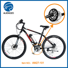 utility vehicle 80cc motorized bicycle, 500 w central motor for electric bike