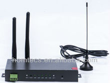 Wireless industrial zte 3G module wifi, GPS, VPN router support EVDO with dual module/sim card 4lan 1wan modem H50 series