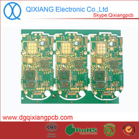 Mobile phone Multilayer EING electronic circuit board pcb manufactureFR4 material