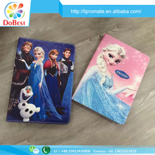 print hard case Leather Flip Wholesale Custom Cell Phone Case cartoon case for tablet PC