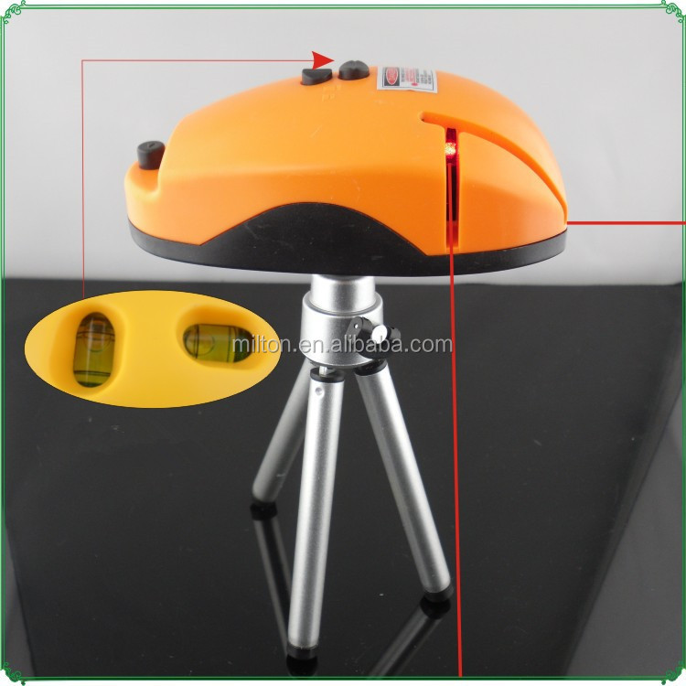 Mini Laser level meter 90 degree levelling instrument Red Laser Level 2 Line