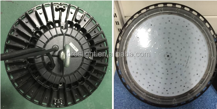 100W UFO led high/low bay light, high bay led light for warehouse factory industrial light