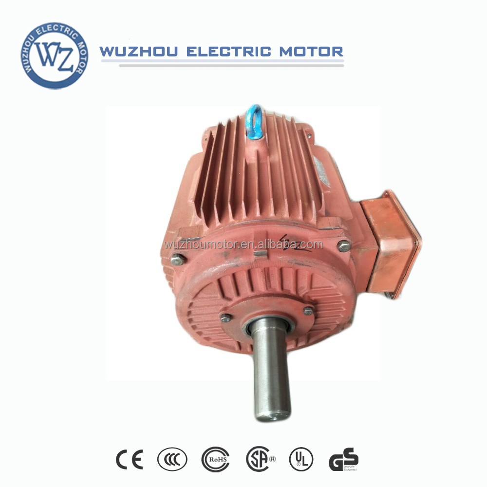 YDT series pole-changing-multi - speed three-phase asynchronous motor