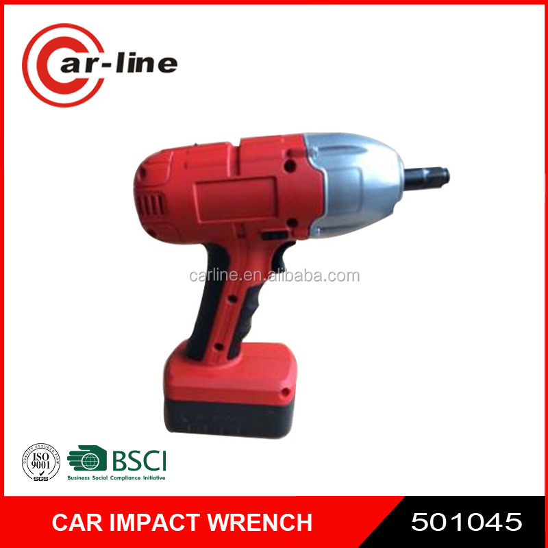 universal powerful rechargeable cordless electric impact wrench for car