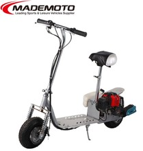 Mini Folding 49cc 50cc Cheap Gas Scooter for Sale