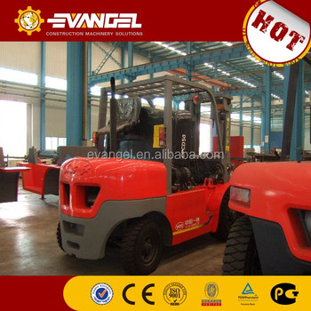 YTO engine LR4B3-24 for diesel forklift CPCD50