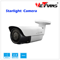 Waterproof CCTV Camera IP66 2 Megapixel IR Bullet 1080P H.265 Sony IMX307 Starlight POE Bullet IP Camera TR-IP20JR731L
