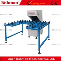 Manual Glass Edge Polishing Machine Used Glass Machinery