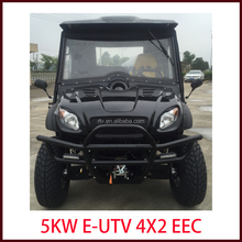 New electric 4x4 utv/EEC Approved Electric utv 4x4 side by side
