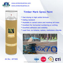 Fading Resistant And Fast Drying Timber Mark Spray Paint, wood paint