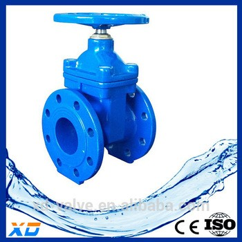 Fast Delivery Oil Bolted Bonnet gate valve with stem protector