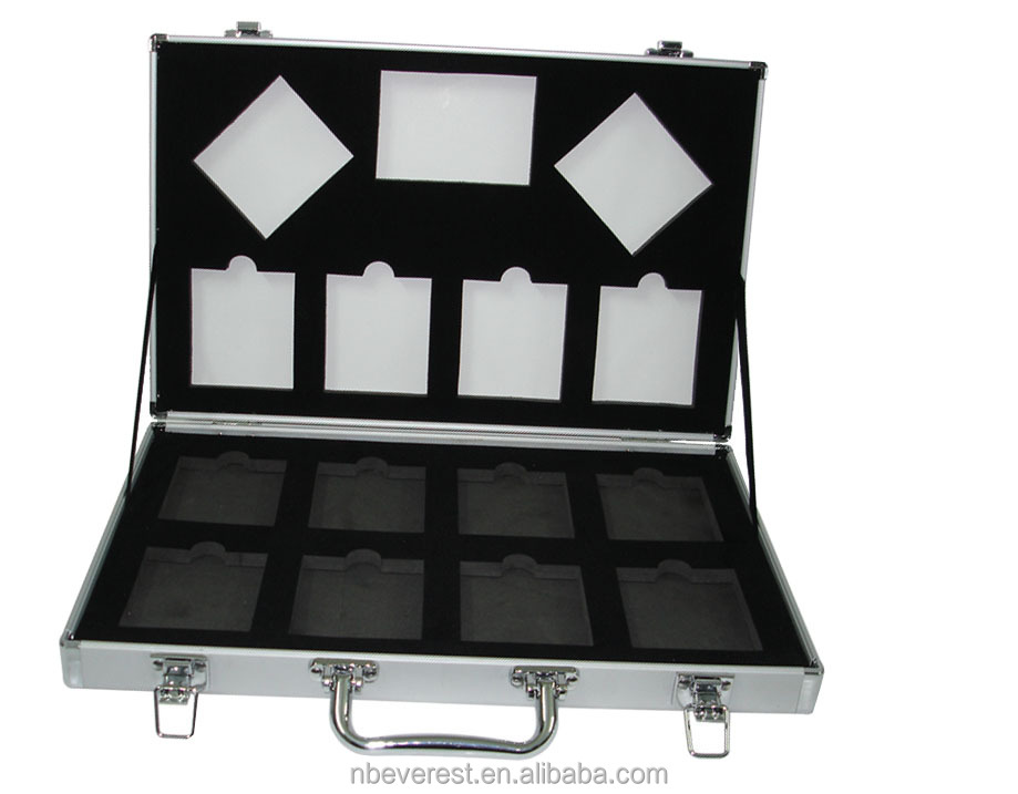 Ningbo everest APC001 Aluminium sample carry case