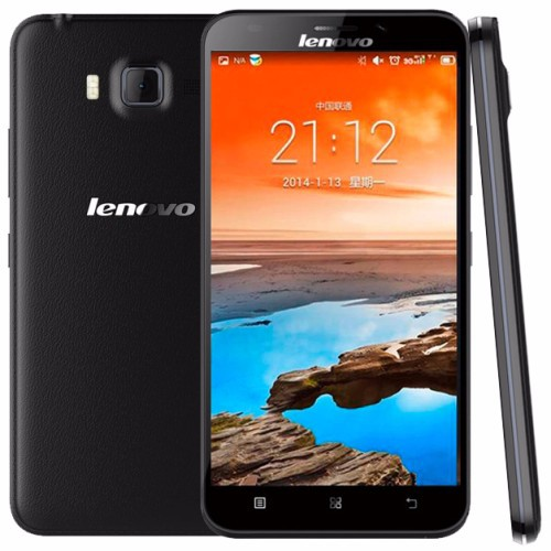 100% original Lenovo A916 8GB Black Smartphone