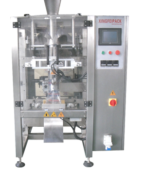 XFL-200 fruit chips weigher and packer machine