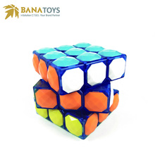 Classical Education Toy 3x3x3 puzzle activity cube