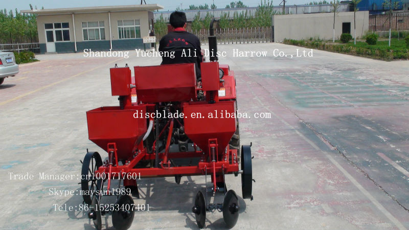 modern new agricultural implements 2CM-2 potato planter
