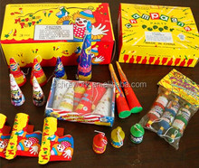 "3"" Conic Pop of party poppers/toy fireworks/mini confetti"